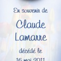 Claude  Lamarre, 2011-05-16