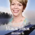 Manon Miron, 2011-11-14