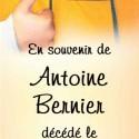 Antoine Bernier, 2012-11-15