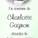 Charlotte Gagnon, 2012-12-02