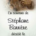 Stéphane  Barrière, 2012-12-16