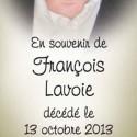 Lavoie François, 2013-10-13