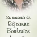 Réjeanne (née Boulerice) Longtin, 2014-12-23