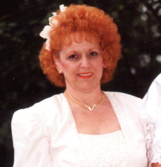 Lise Cusson Gauvin (née Cédilotte)