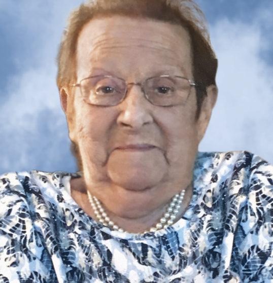 Monique Dumouchel (née Trudeau) 1930-2017