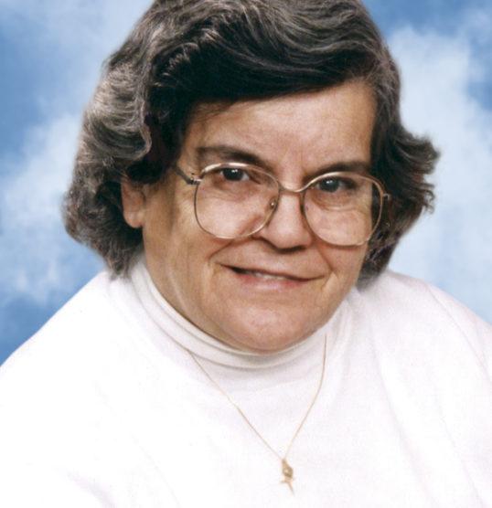 Sylvaine Grégoire 1929-2018