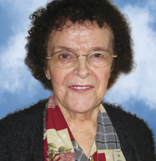 Doucille Fontaine 1920-2018