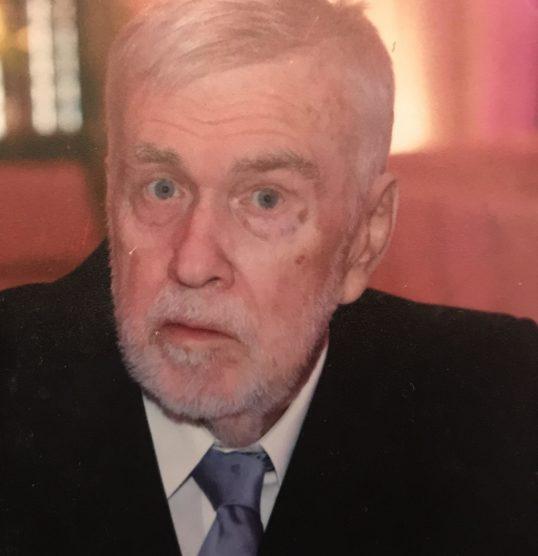 Ernie Derrick 1939-2018