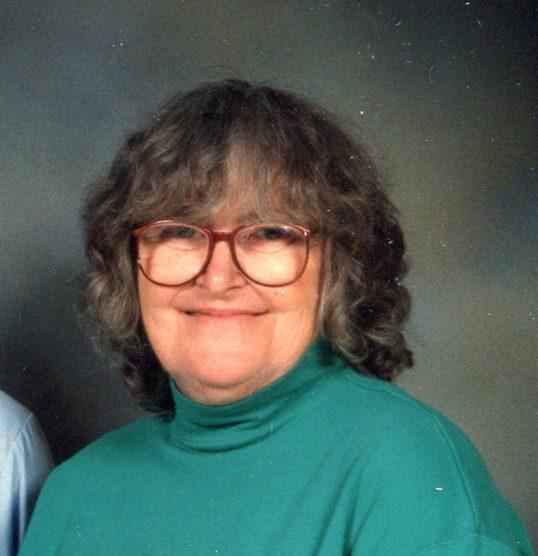 Joyce Barclay Jacques