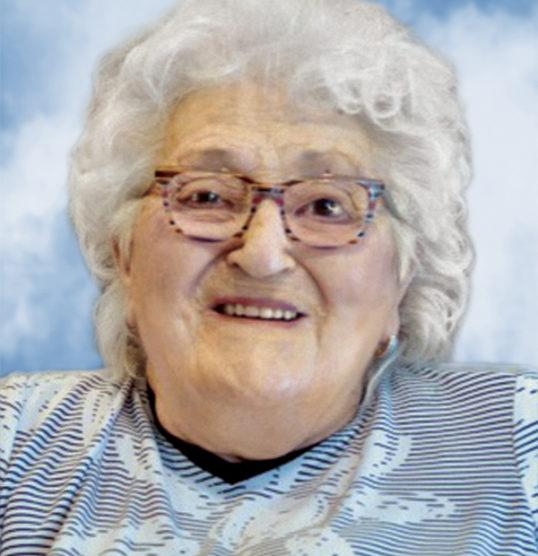 Marguerite L'écuyer (née Aubry) 1929-2018
