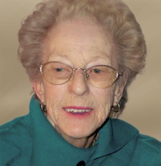 Anita Dulude Potvin 1931-2018