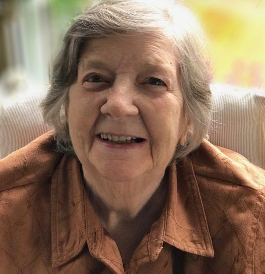 Diane Thibaudeau 1934-2018