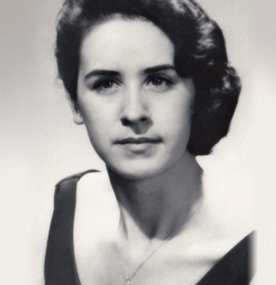 Patricia Dionne 1942-2018