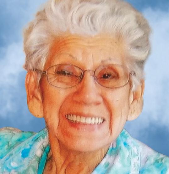 Alicia Capcha Palomino 1930-2019