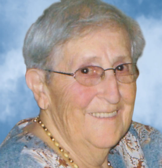 Thérèse Benoit 1930-2019