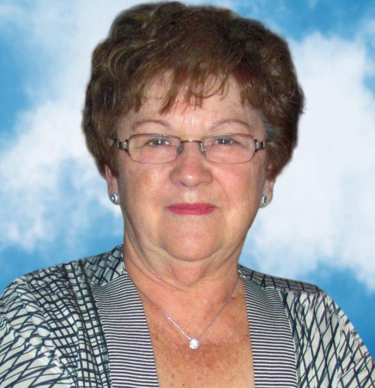 Murielle Senécal (née Tremblay) 1939-2019