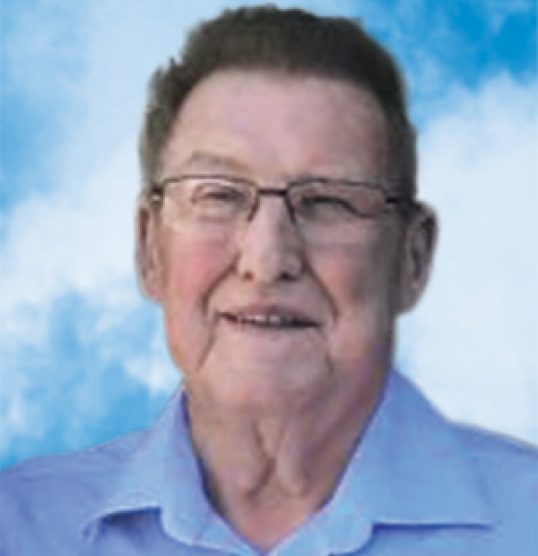 Gordon Hill 1937-2019