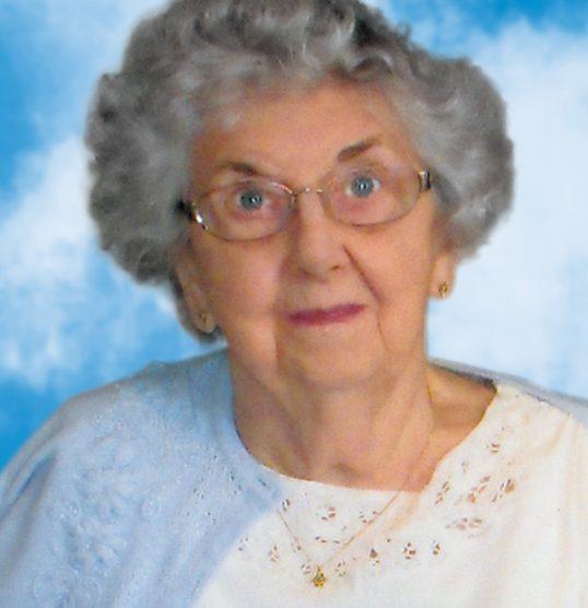 Phyllis Agnes Mosher June 16, 1925 – September 6, 2019