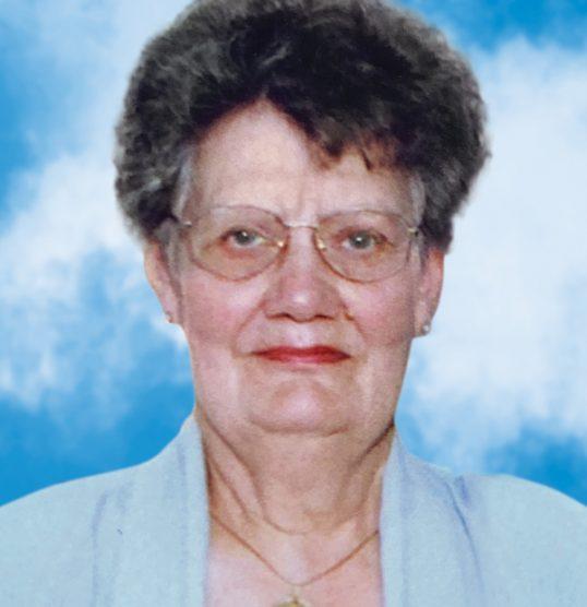 Rita Ménard (néeThibert) 1936-2019