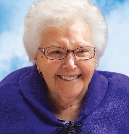 Madeleine Dumouchel Olivier 1930-2020