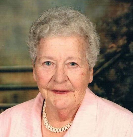 Thérèse Bisaillon Dupont 1935-2020
