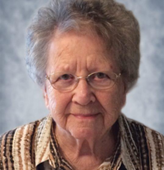 Simone Riendeau (née Soucy) 1920-2020