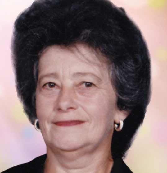 Mary Hayes Simard 1946-2020