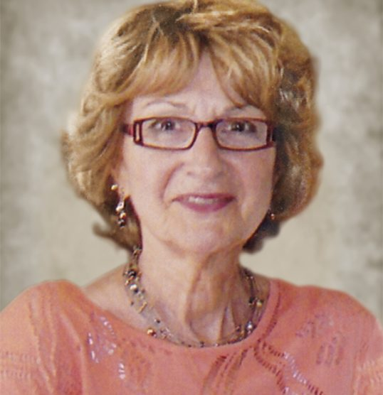 Shirley Enderle Simpson 1945-2021