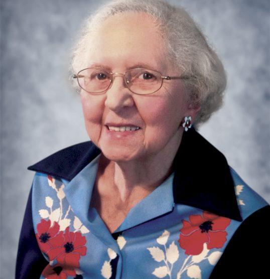 Lorraine Latreille 1927-2021