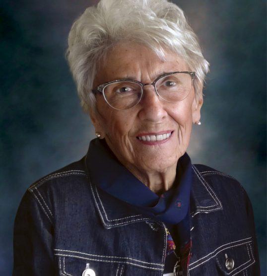 Jeannette (née Prévost) Archambault 1926-2021